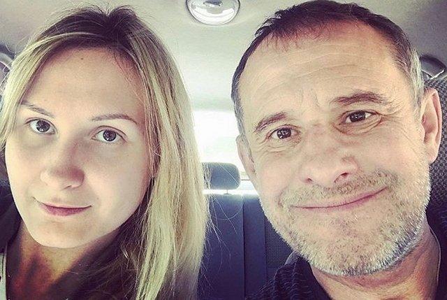 Богданова поразила зрителей сходством со своим отцом