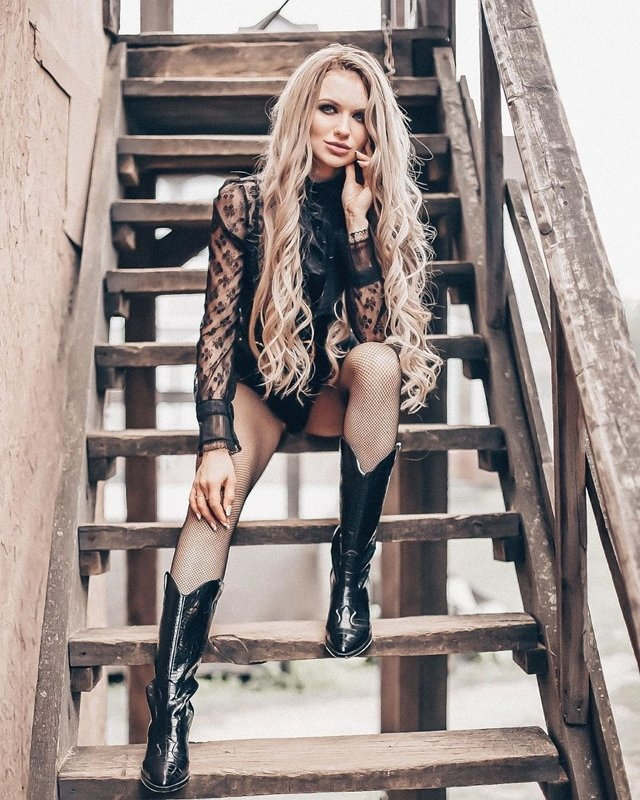Анастасия Иванова: Я была маленькой и наивной