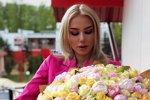 Из блога Редакции: Мама Анастасии Паршиной приехала на поляну