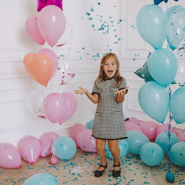 Александра Гозиас: Лопнул шарик, и София заулыбалась