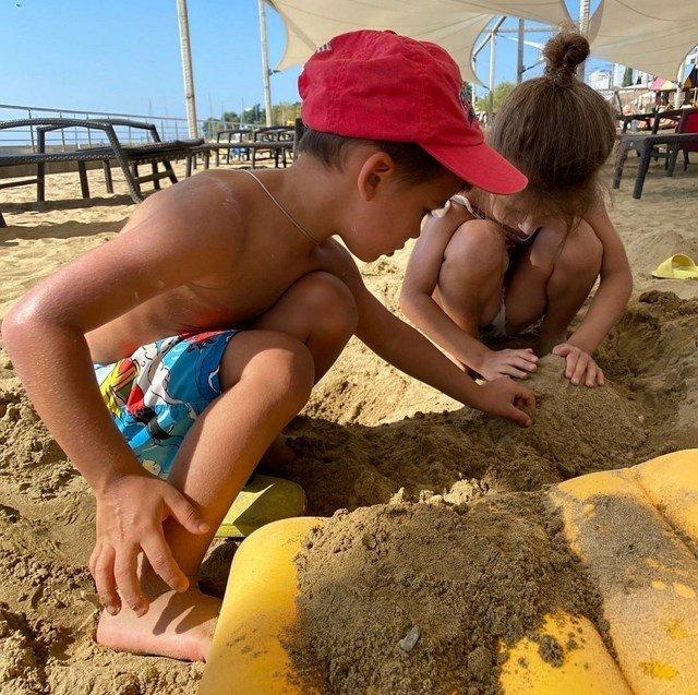 Фотоподборка детей участников (30.09.2020)