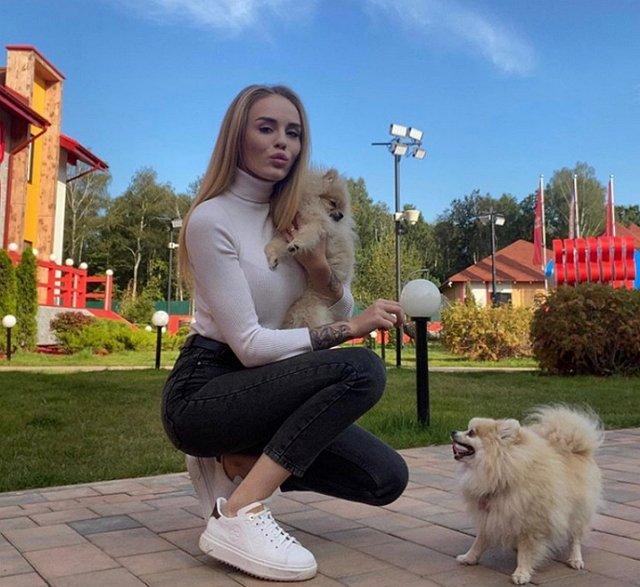 Милена Безбородова: У Леши есть ровно месяц