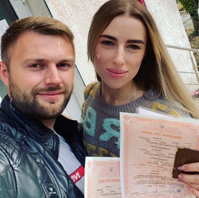 Виктор Литвинов: Теперь мы муж и жена!