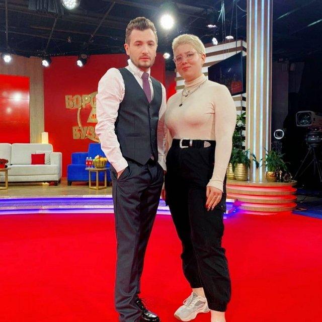 Фото с ток-шоу (24.10.2020)
