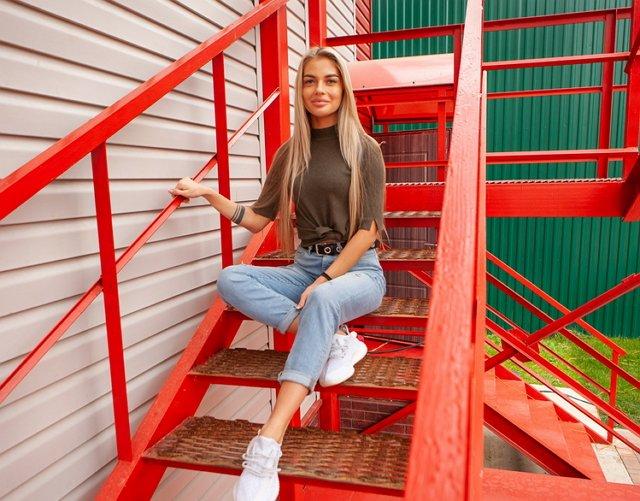 Екатерина Скалон: Хочу развивать и продвигать свой бренд