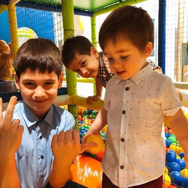 Фотоподборка детей участников (24.11.2020)