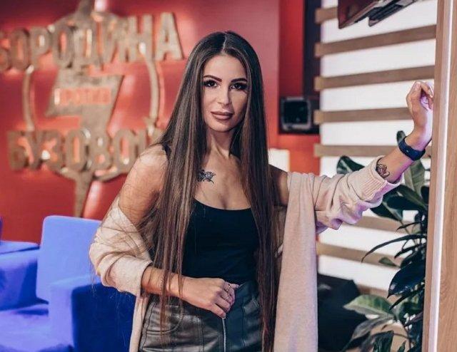 Анастасия Голд: С гордостью говорю - я Анастасия Яббарова!