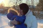 Александра Черно: Каждый день стараюсь её поддержать!