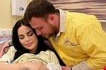 Анна и Валерий Блюменкранц стали родителями