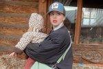 Александра Артемова: Быть мамкой - тяжёлая работа