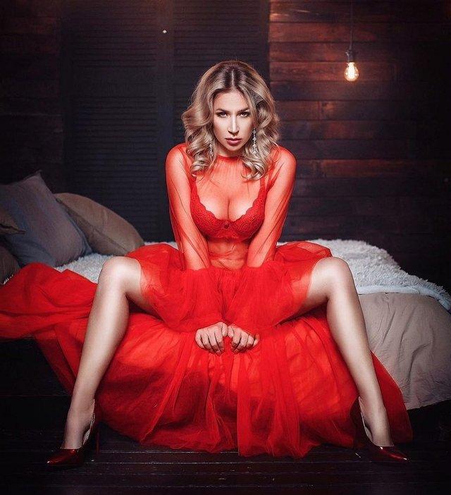 Надежда Ермакова: Краснею от шуточек про грудь