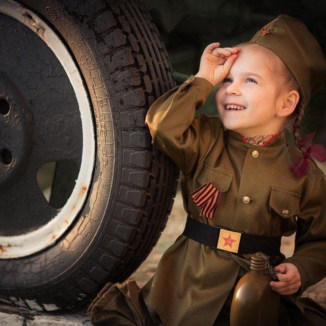 Фотоподборка детей участников (12.05.2021)
