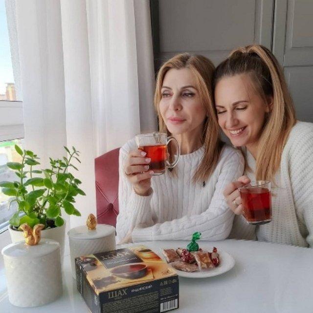 Ольга Гажиенко: Как приятно было кушать мамины вкусняшки