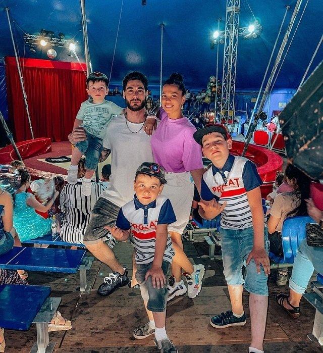 Фотоподборка детей участников (21.06.2021)