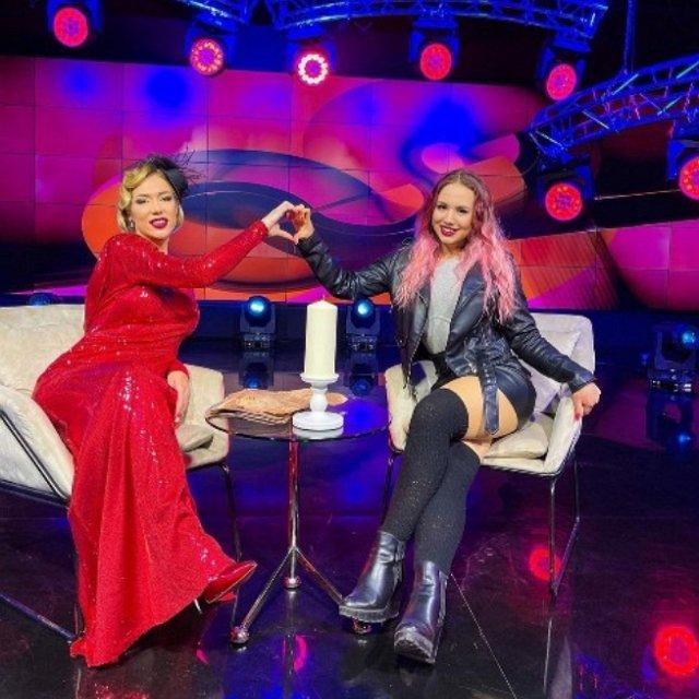 Анастасия Роинашвили: Существует ли дружба между бывшими возлюбленными?