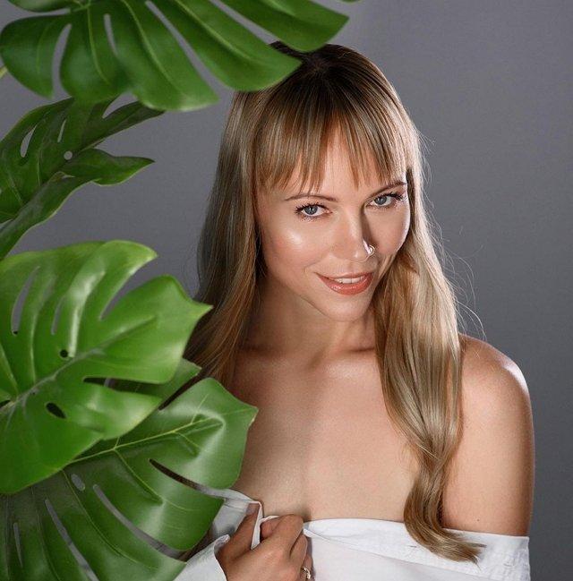 Наталья Роинашвили в ожидании мужского прихода