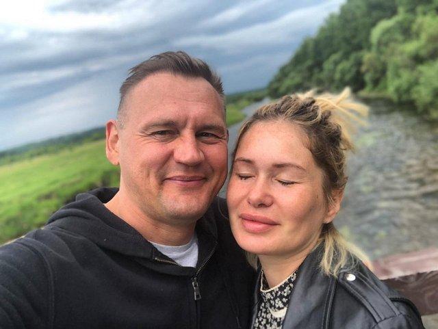Ангелина Монах: Наш день мы отметили на Байкале!