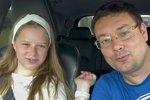 Андрей Чуев: Лиза у нас будет полтора месяца