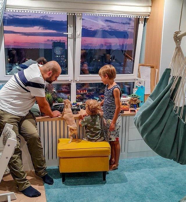 Фотоподборка детей участников (18.09.2021)