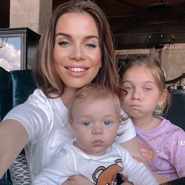 Александра Гозиас: Я не заинтересована в своих детях?