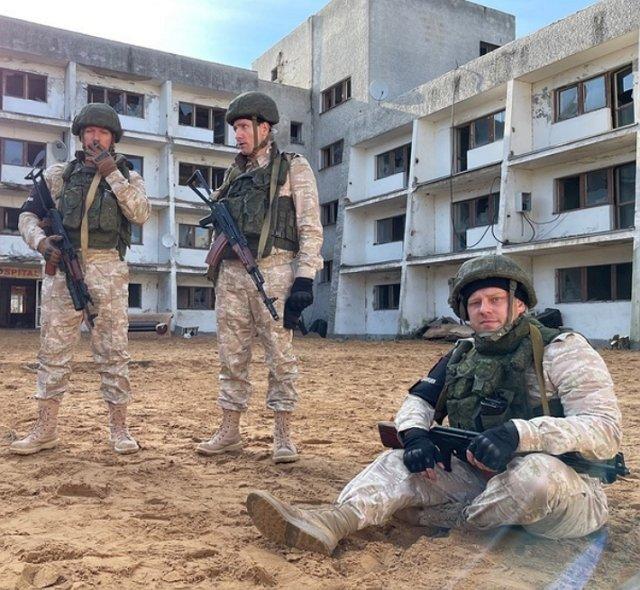 Никита Шалюков: Это мы в Сирии